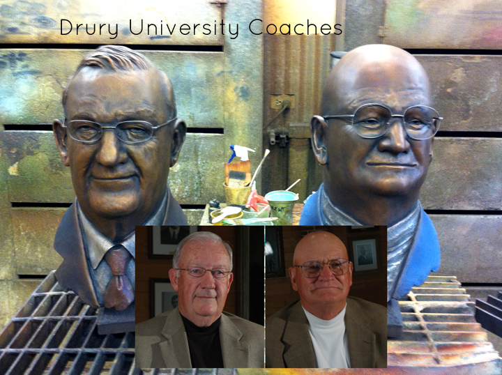 Drury-Coaches