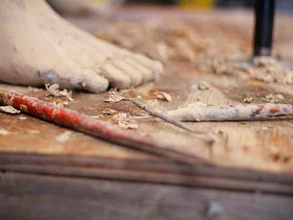 Studio foot